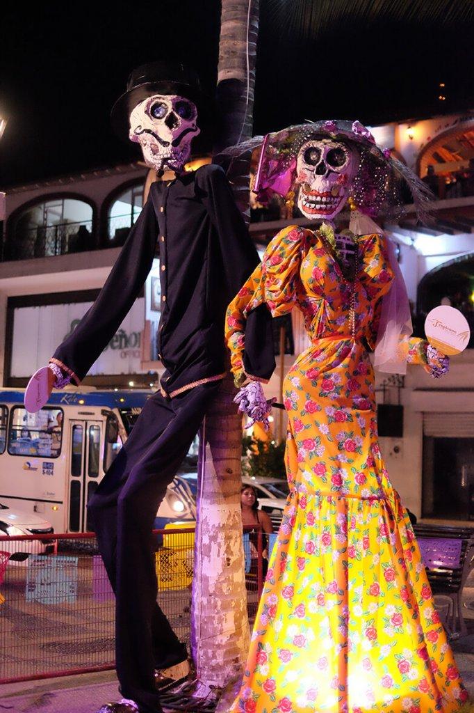 Halloween! Celebrating Day of the Dead in Puerto Vallarta