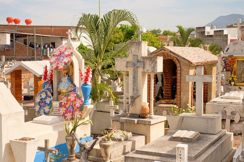 December 5th Cemetery- Day of the Dead in Puerto Vallarta