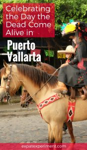 Death Comes Alive parade in Puerto Vallarta- The Expat Experiement