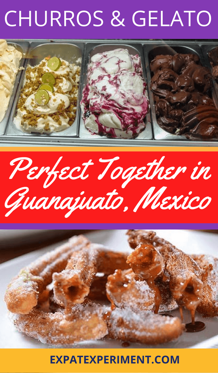 The best churros in Guanajuato- The Expat Experiment
