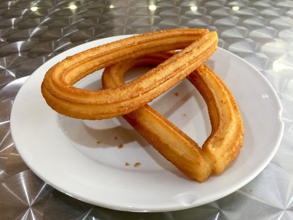 best churros in Puerto Vallarta