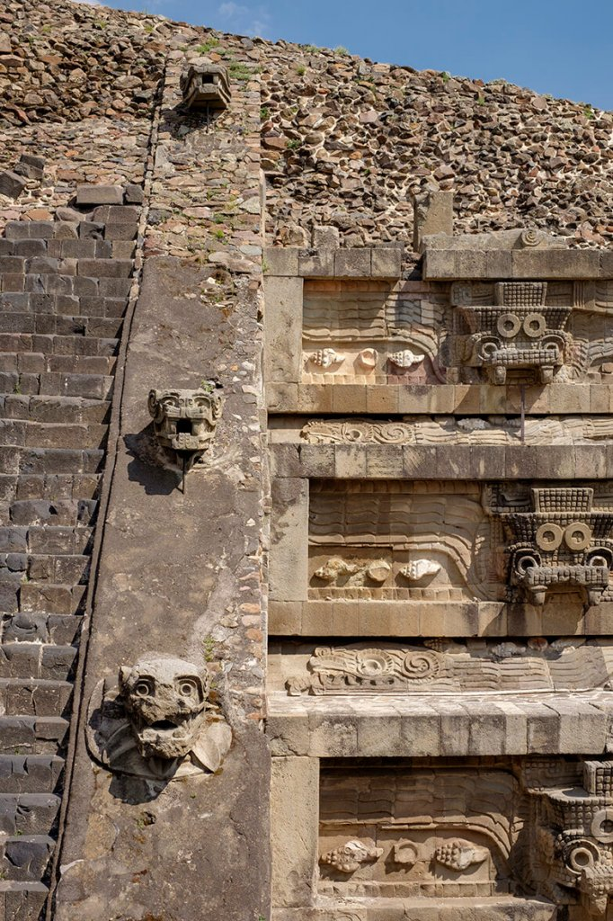 Teotihuacan with kids
