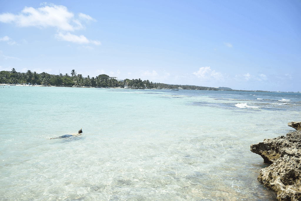 Snorkeling San Andres