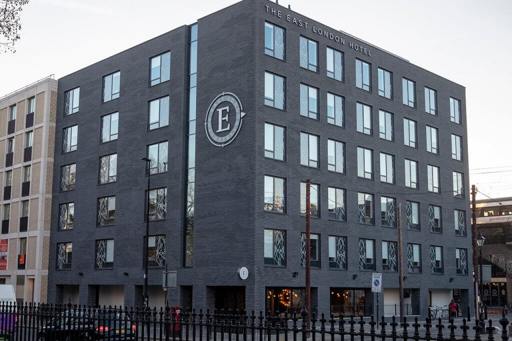 The East London Hotel- the best budget hotel in London